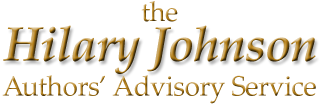 Hilary Johnson Authors' Advisory Service